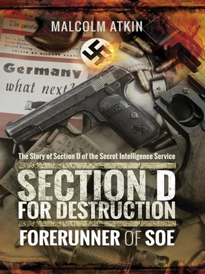 cover image of Section D for Destruction